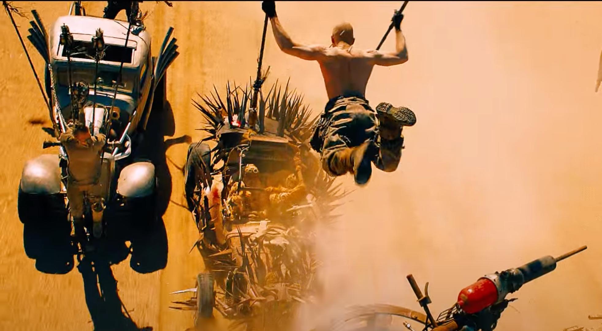 Mad Max: Na drodze gniewu – najlepszy film akcji?