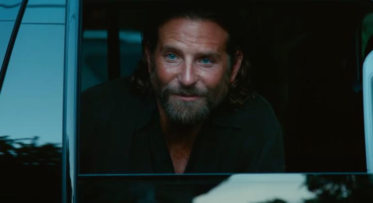 Bradley Cooper w filmie Narodziny gwiazdy