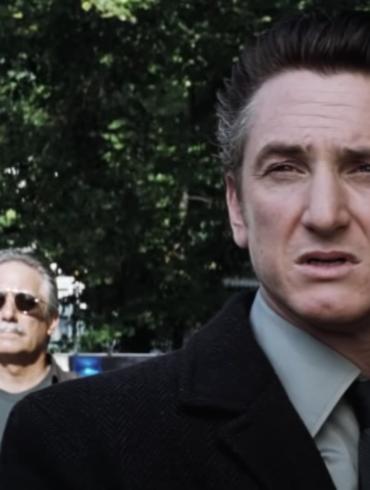 Sean Penn w filmie Mystic River